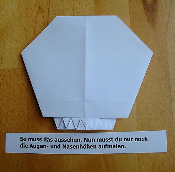 Origamispaß mit Christian Saile  Origami im HERBST